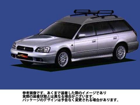 ルーフキャリア タフレック PR22 ○スバル SUBARU...