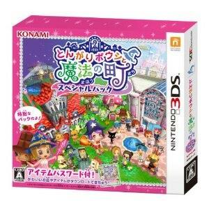【+12月18日発送★新品】3DSソフト とんがりボウ...