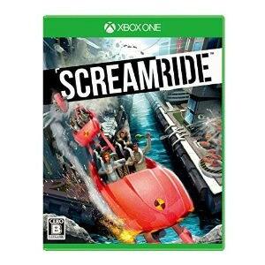棚卸しの為★4月18日発送★新品】XboxOneソフト ScreamRide (スクリームライド) U9X-00008 (マ