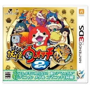 【特価★+7月4日発送★新品】3DSソフト 妖怪ウォ...
