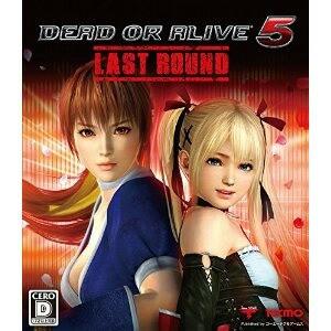 【新品】XboxOneソフト DEAD OR ALIVE 5 Last Round (通常版) JES1-00405 (k 生産終了商品
