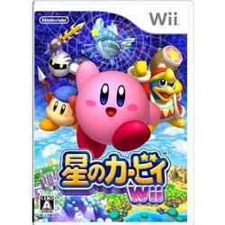 【+7月4日発送★新品】Wiiソフト 星のカービィ Wi...