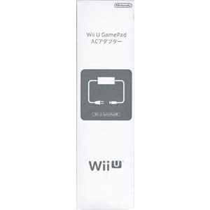 【+2月5日発送★新品】WiiU周辺機器Wii U GamePad...