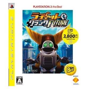 【新品】PS3ソフトラチェット&クランクFUTUREフ...