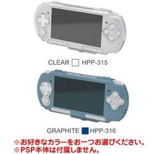 【新品】HORIホリPSP用 クリアケースポータブル3/...