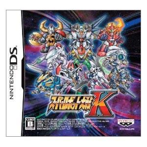【新品】DSソフト  スーパーロボット大戦K