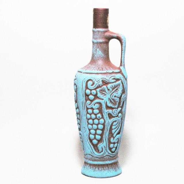 グルジア(ジョージア)ワイン サペラヴィ 陶器瓶...