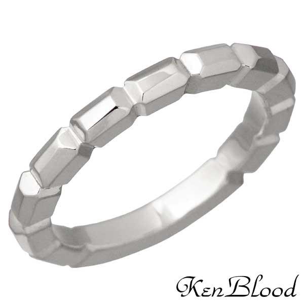KEN BLOOD ケンブラッド シルバー リング 指輪 メ...