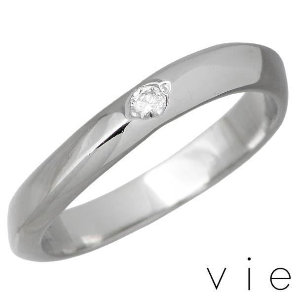 リング 指輪 レディース vie ヴィー ダイヤモンド...