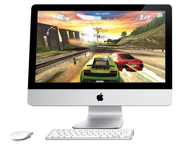 中古 デスクトップ Apple iMac (21.5-inch, Mid 2...
