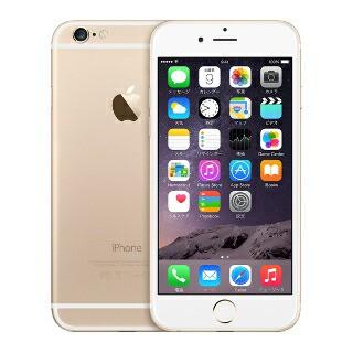 中古 スマートフォン Apple iPhone6 64GB au(エー...