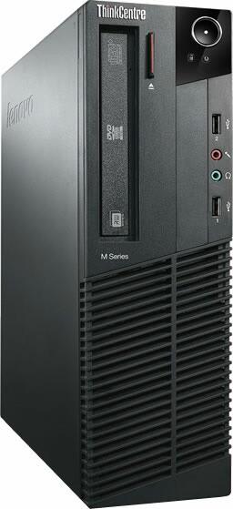 中古 デスクトップ Lenovo ThinkCentre M72e 3668...