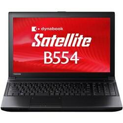 中古 ノートパソコン 東芝 dynabook Satellite B554/K PB554KBB1R7AA71 Core i5 Win7 Pro 32bit 半年保証