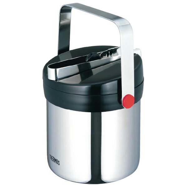 【アイスペール】サーモス 真空断熱アイスペール JIN-1300 THERMOS 送料無料 6%OFF キッチン用品