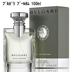 ブルガリプールオム 100ml 【ブルガリ(BVLGARI)香...