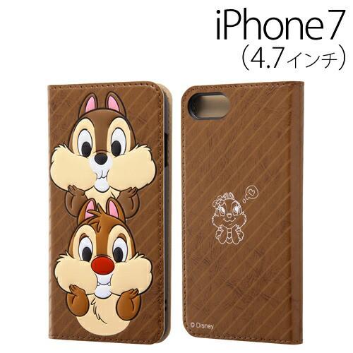 ☆ ディズニー iPhone7 (4.7インチ) 専用 手帳型...