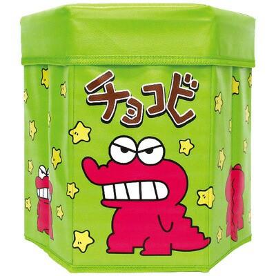 クレヨンしんちゃん チョコビストレージBOX グリ...