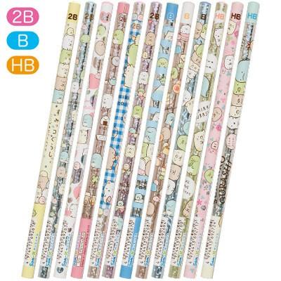 (7) すみっコぐらし 鉛筆いっぱい 鉛筆 PN101