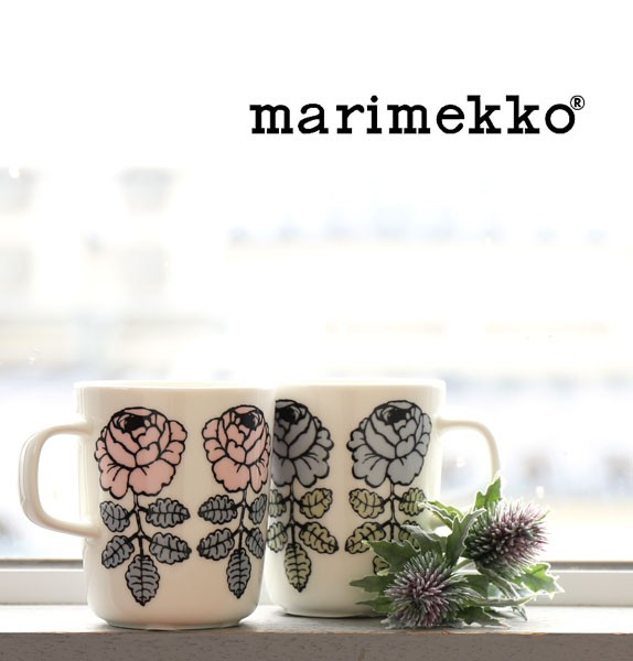 【1F-W】marimekko(マリメッコ) 日本限定ヴィヒキ...
