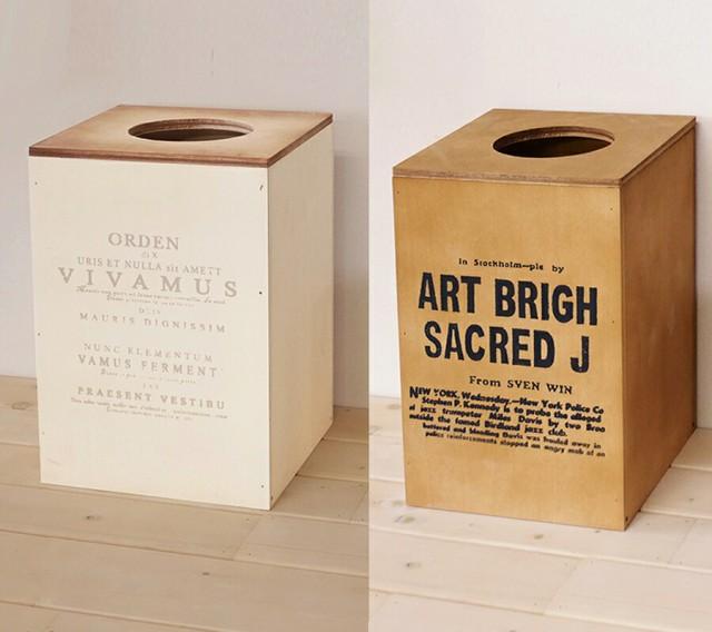 【BREA】【インテリア ダストボックス 大】ゴミ箱...