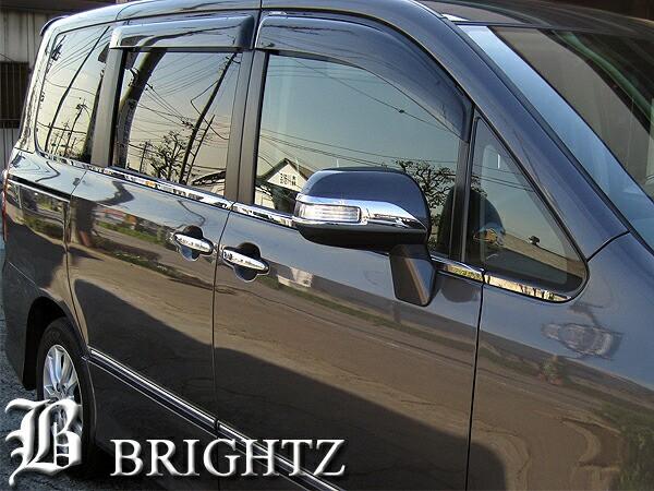 ヴォクシー ZRR70G ZRR70W ZRR75G ZRR75W 鏡面...