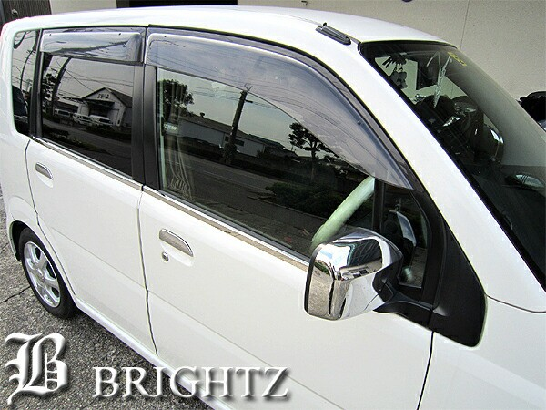 BRIGHTZ ムーヴ  L150S L160S 超鏡面ステンレス...
