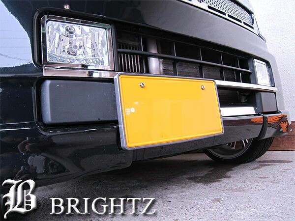 BRIGHTZ エブリイワゴン DA64W 超鏡面ステンレス ...