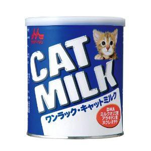 限りなく母乳に近づけたキャットミルク 森乳 ワ...