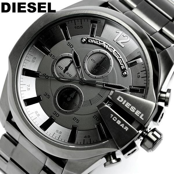 ディーゼル DIESEL 腕時計 フルブラック DZ4282 ...