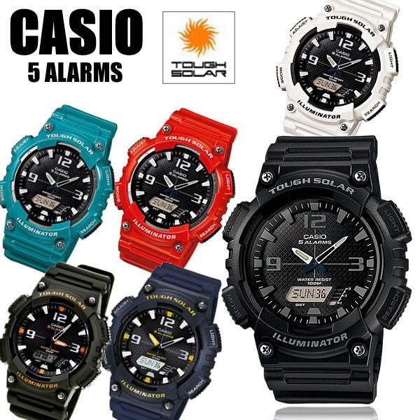 【カシオ・腕時計】【ソーラー 腕時計】カシオ 腕...