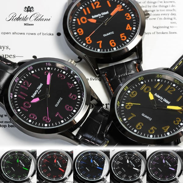 RobertoOldani ロベルトオルダーニ メンズ腕時計 ...