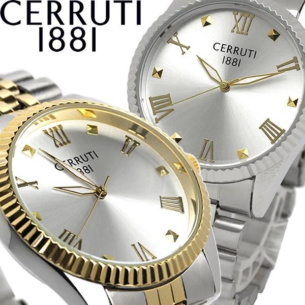 CERRUTI セルッティ 腕時計 ウォッチ メンズ クオ...