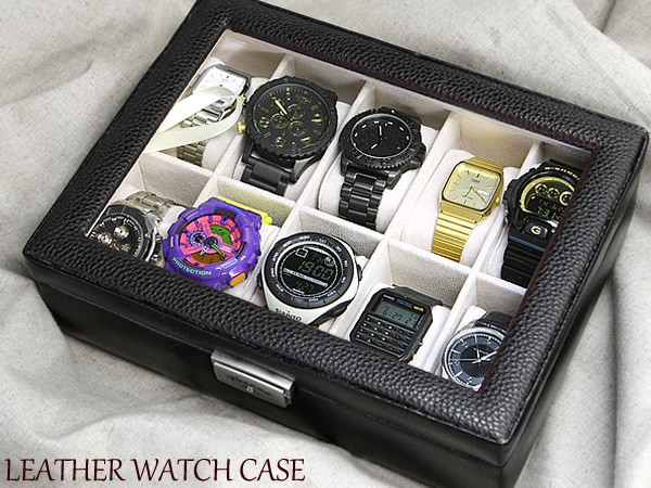 腕時計ケース ウォッチケース 収納ケース 時計ケ...
