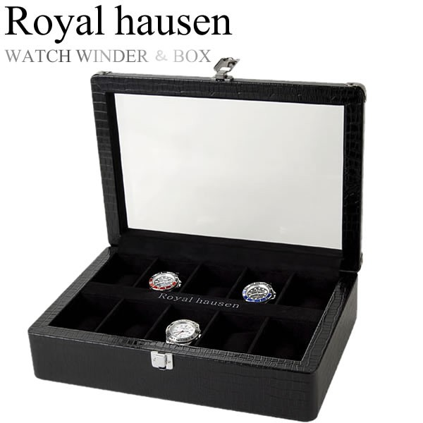 Royal hausen ロイヤルハウゼン 時計収納ケース ...