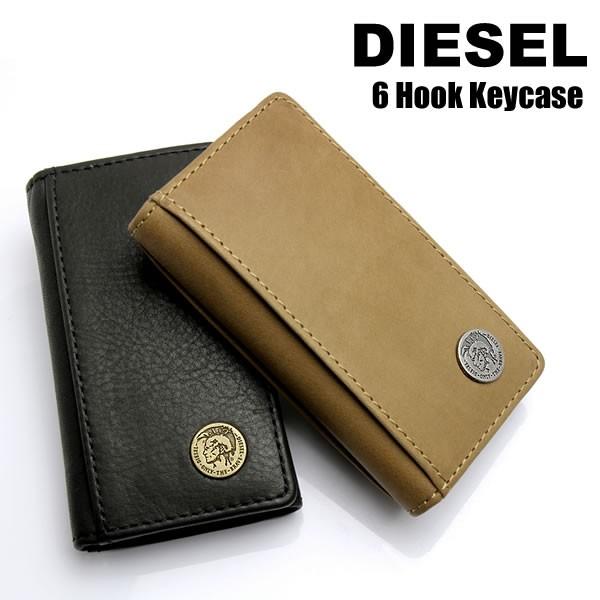 DIESEL ディーゼル モヒカン keycase キーケース ...