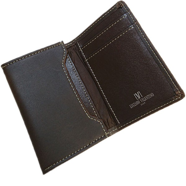 【箱無し】 メンズ 定番 カードケース 本革 牛革 ...