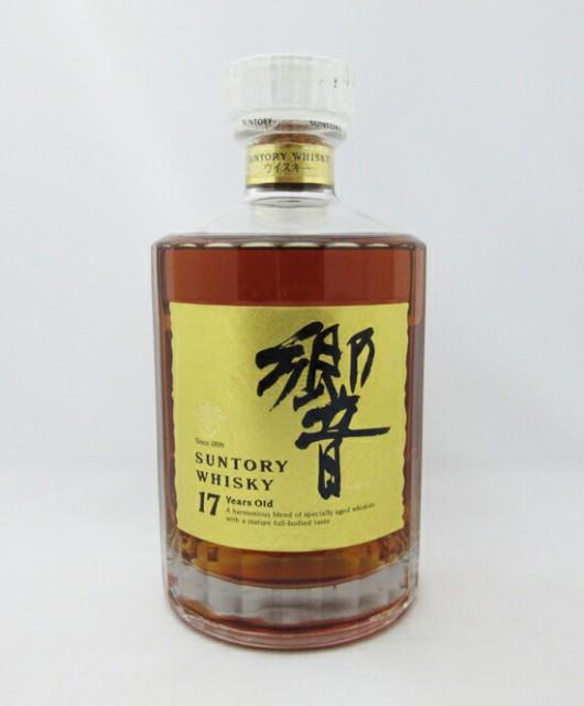 【レトロ】響 17年 ゴールドラベル 43度 750ml ...