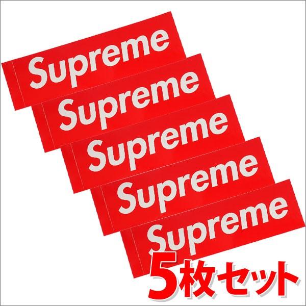 (2016新作・新品)SUPREME(シュプリーム)  Box Log...