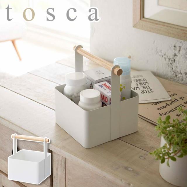 tosca トスカ ツールボックス S【整理ボックス/...
