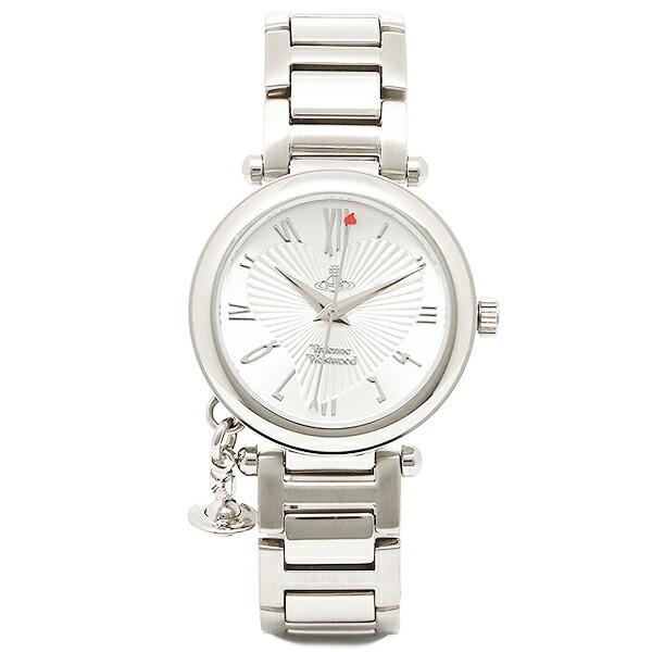 【あす着】ヴィヴィアンウエストウッド 腕時計 レディース VV006SL ORB オーブ シルバー
