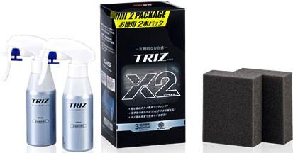 SOFT99 ソフト99 TRIZ X2  ( 本体100ml×2個 / 専...