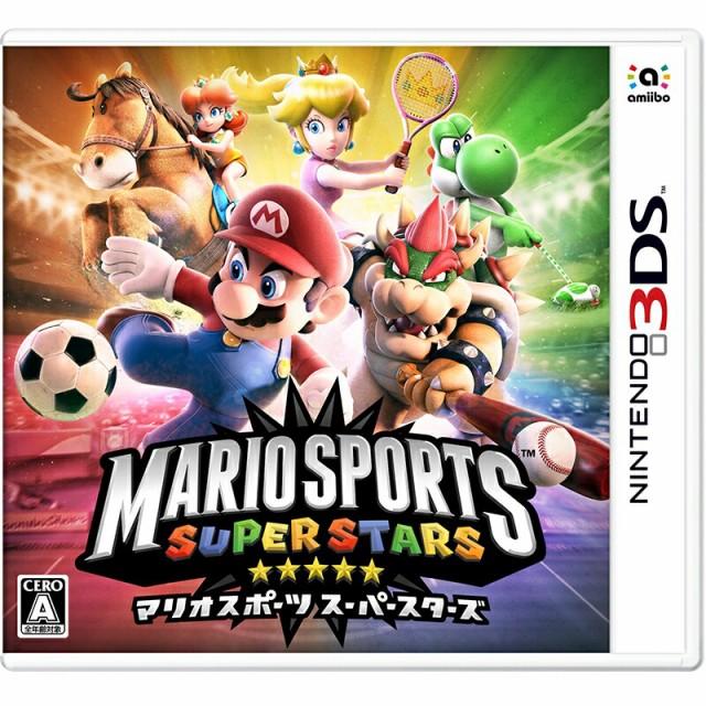 マリオスポーツ スーパースターズ 3DS ソフト CTR...