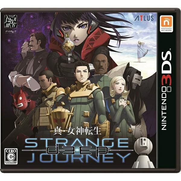 真・女神転生 DEEP STRANGE JOURNEY 【中古】 3DS...