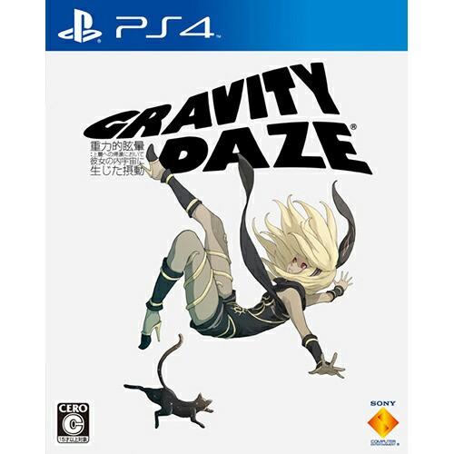 【新品】【ゲーム】【PS4 ソフト】GRAVITYDAZE/重...