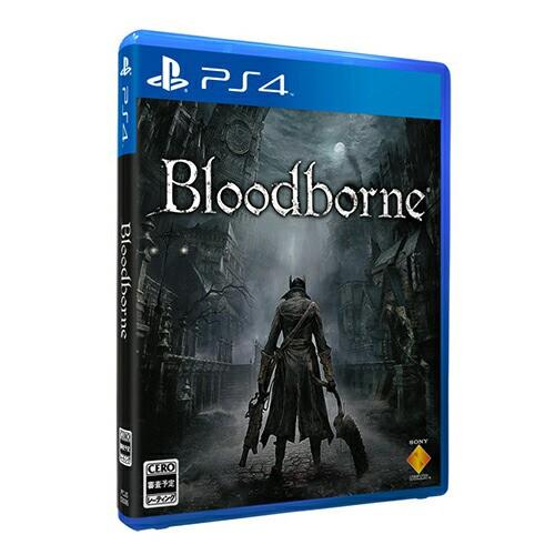 中古ゲーム/ PS4 ソフト / Bloodborne PCJS53006 ...