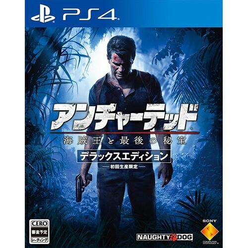 中古ゲーム/ PS4 ソフト / アンチャーテッド 海賊...