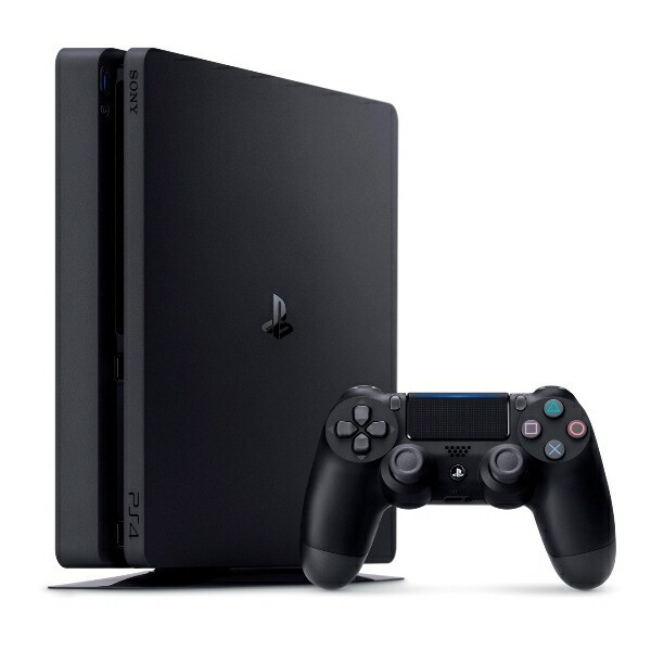PS4 本体 1TB 薄型 CUH-2000BB01 / 中古 ゲーム