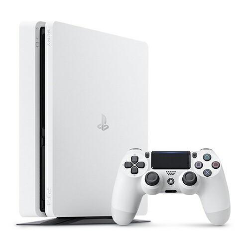 PlayStation4 グレイシャー・ホワイト 1TB 【プレ...