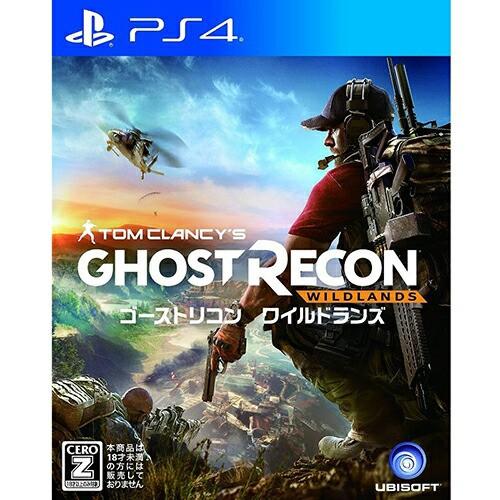中古ゲーム/ PS4 ソフト / ゴーストリコン ワイル...