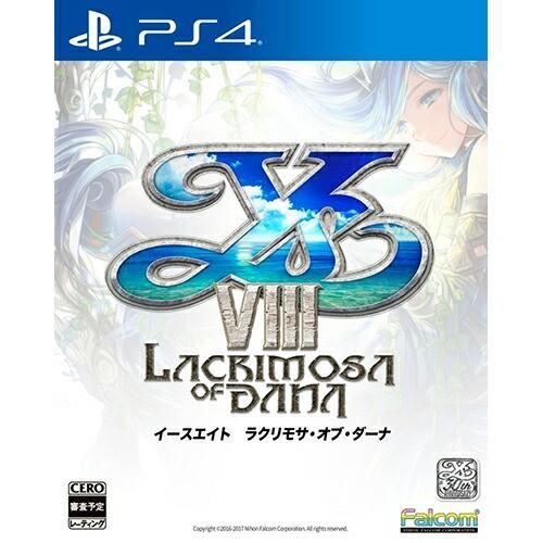 イース8 Lacrimosa of DANA PS4 ソフト PLJM-8025...